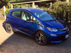 Chevrolet Bolt six-month test