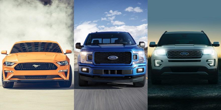 Ford Hybrids