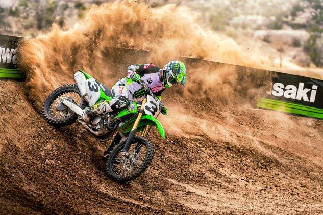2019 Kawasaki KX 2019 Kawasaki KLX