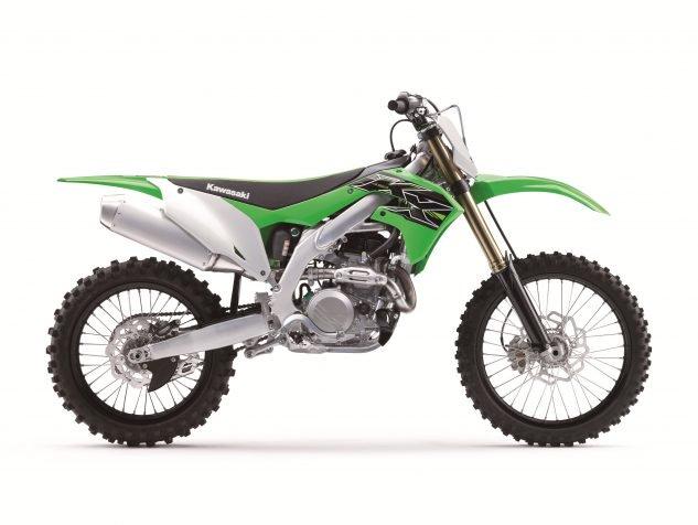 2019 Kawasaki KX 2019 Kawasaki KLX 2019 Kawasaki KX450