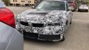 2019 BMW 3 Series Spied in Front of Calvin Klein Store