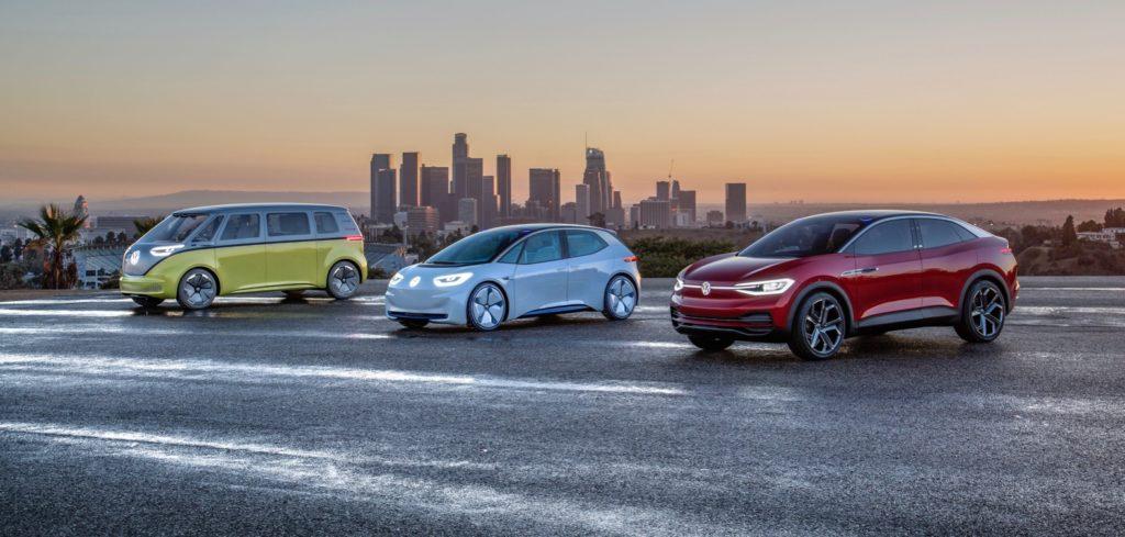 VW I.D. Concept Family